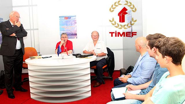 TİMEF'den basın mensuplarına kalite eğitimi
