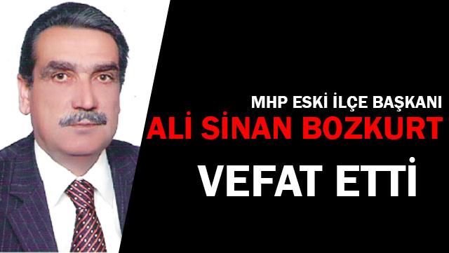 MHP Eski ilçe Başkanı vefat etti