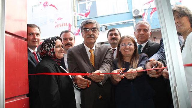 MHP Seçim Koordinasyon Merkezinin açılışını yaptı