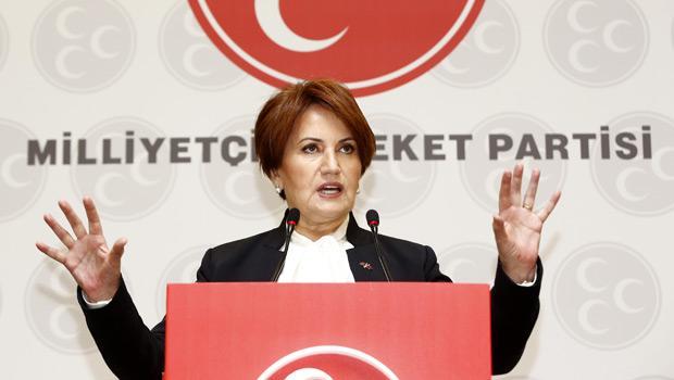MHP'de Meral Akşener'in adımları hızlandı