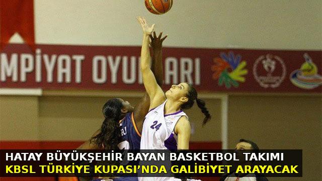 HBB Bayan Basketbol Takımı galibiyet arayacak