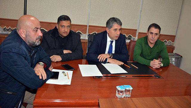 Ali Beykoz sezon sonuna kadar Kırıkhanspor'un başında