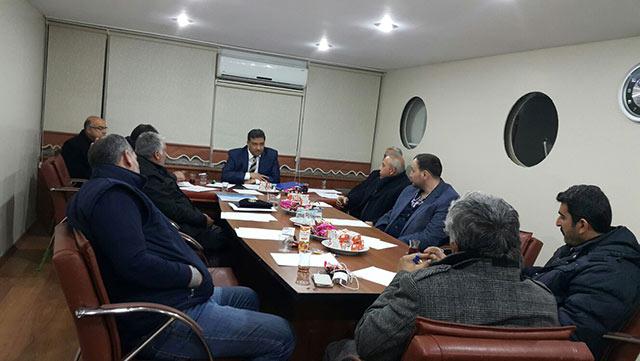 Kırıkhanspor'da görev değişimi
