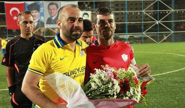 32. Erhan Aksay Futbol Turnuvası'nda şampiyonluk düğümü çözüldü