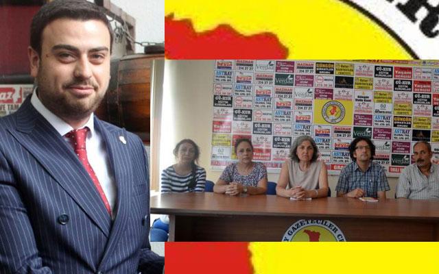 EMEP Partisinin basın açıklamasına tepki