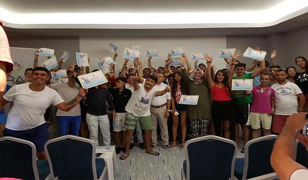 13.Talasemi Gençlik ve Eğitim Kampı bitti