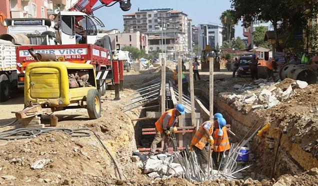 Kavaslı Battı-Çıktı projesi ile Antakya'nın trafiği rahatlayacak