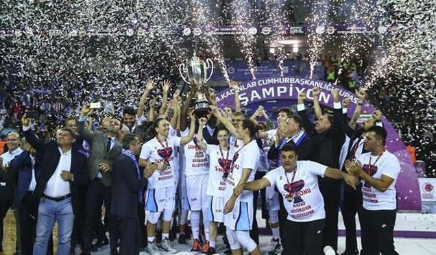 24. Cumhurbaşkanlığı Kupası Hatay'da