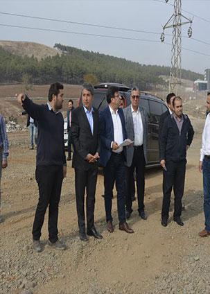Kırıkhan Kültür Merkezi'nin yeri için incelemeler devam ediyor