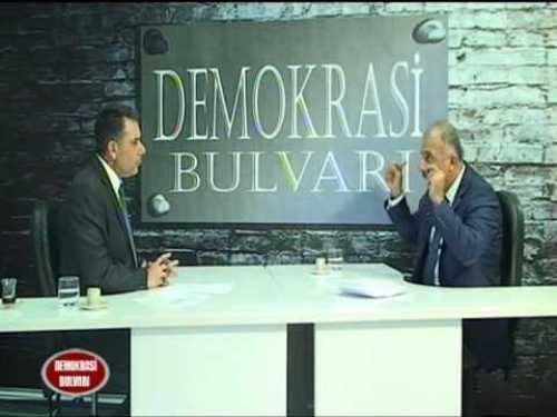 Başkan Nehir 'Demokrasi Bulvarı' programının konuğu olacak