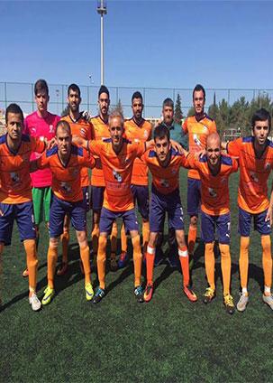 HBB İşitme Engelliler Şanlıurfa'yı 4-0 geçti
