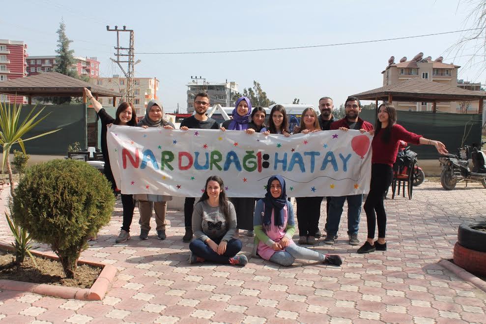 HBB Üniversiteli Öğrenciler ile toplumsal farkındalık projelerine imza atıyor
