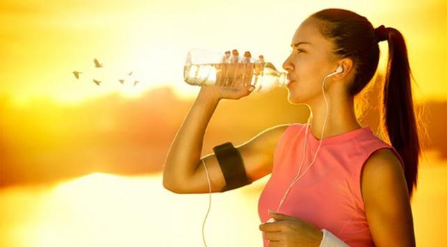 Su tüketimini artırmanın pratik yolları