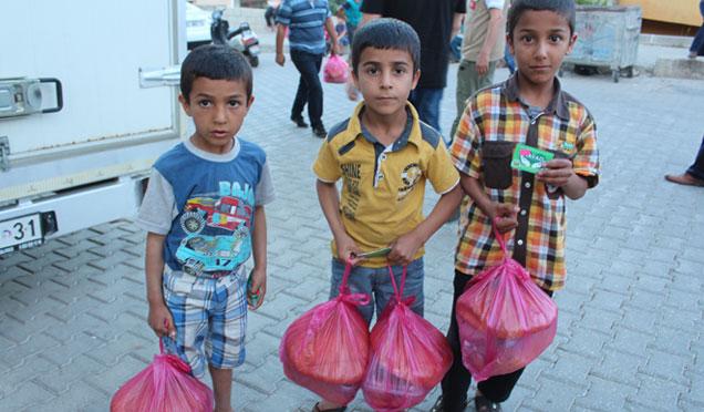 HAYAD Derneğinden 2 Bin kişilik iftar