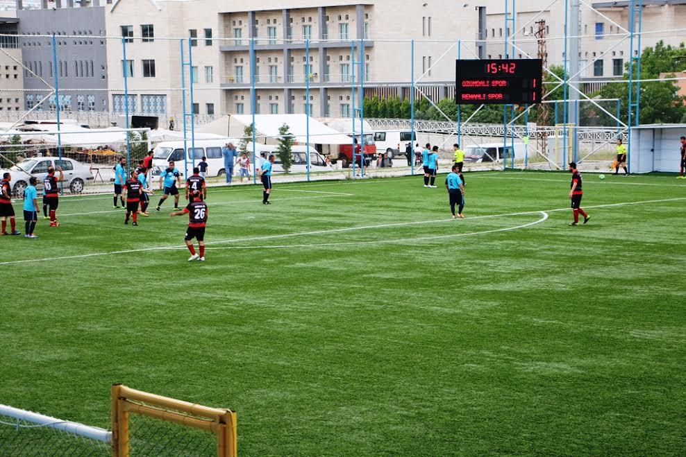Erhan Aksay Turnuvaları başladı
