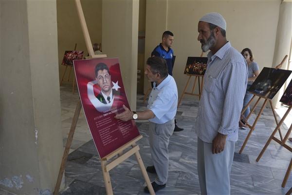 15 Temmuz Şehitler Haftasında Kırıkhan'da şehitlerimiz dualarla anıldı