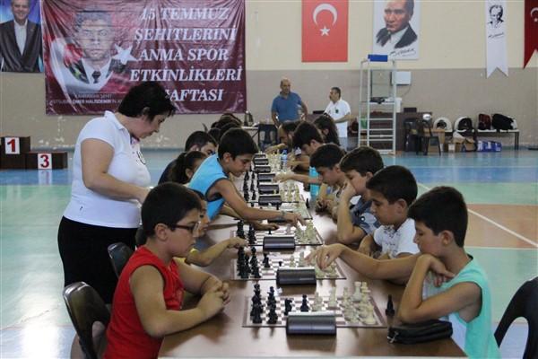 GHSİM'den 15 Temmuz Şehitleri Anma turnuvaları