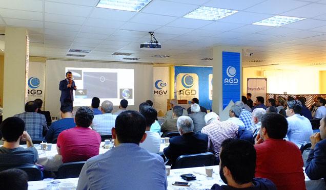 Anadolu gençlik derneği (AGD) il divan toplantısı yapıldı