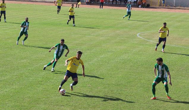 Kırıkhanspor 1-2 Tirespor