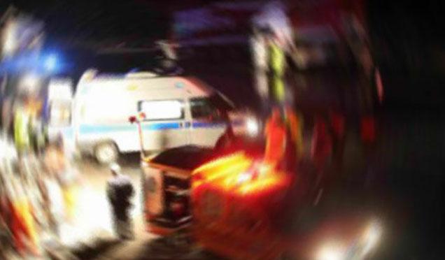 Askeri araç kaza yaptı; 1 şehit, 2 yaralı