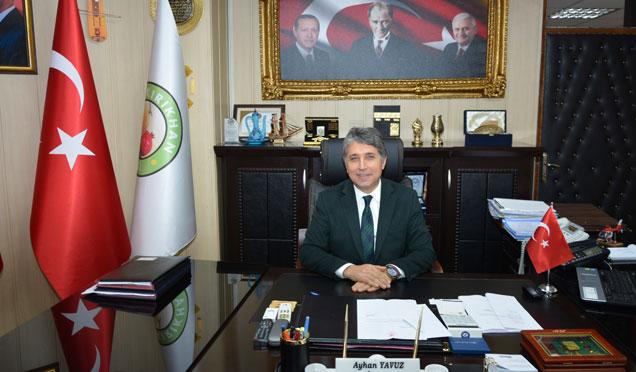"""Başkan Yavuz """"10 Aralık İnsan Hakları"""" günü mesajı verdi"""