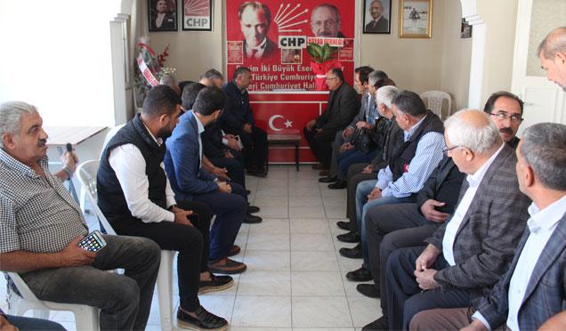 HAYAD Derneğinden CHP Yönetimine hayırlı olsun ziyareti