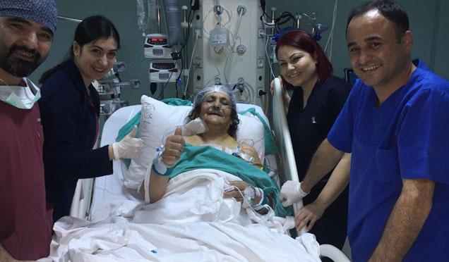 İskenderun Devlet Hastanesinde İlk Açık Kalp Ameliyatı gerçekleştirildi