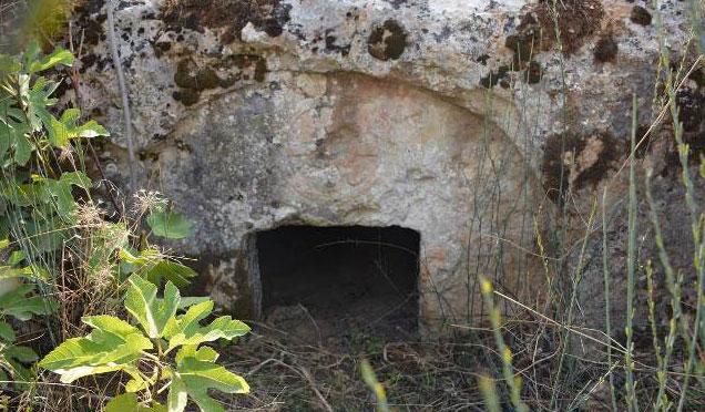 Kırkgöz Mağaraları ve Kaya Mezarları Turizme kazandırılacak