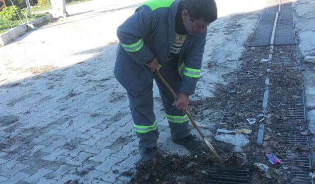Defne Belediyesi temizlik çalışmaları devam ediyor