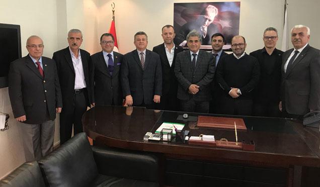 Defne Belediyesi-TMMOB protokolü için imzalar atıldı