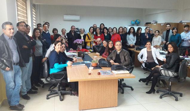 Erasmus+ yurt dışından gelen misafirleri ağırladı