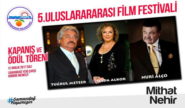 5. uluslararası antakya film festivali kapanış galası ve ödül töreni