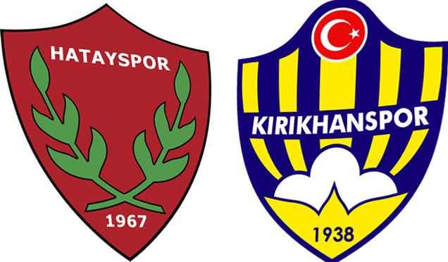 Hatayspor ve Kırıkhanspor'un ilk yarı karnesi