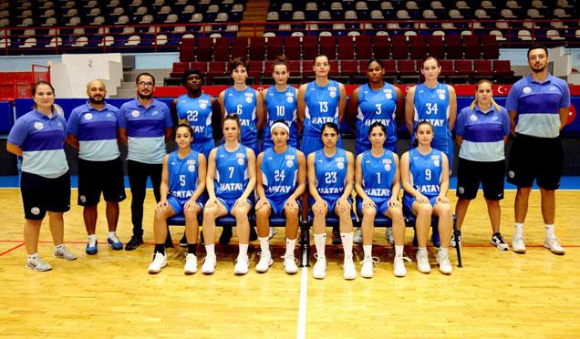 HBB Kadın basketbol takımı şampiyonluk yolunda
