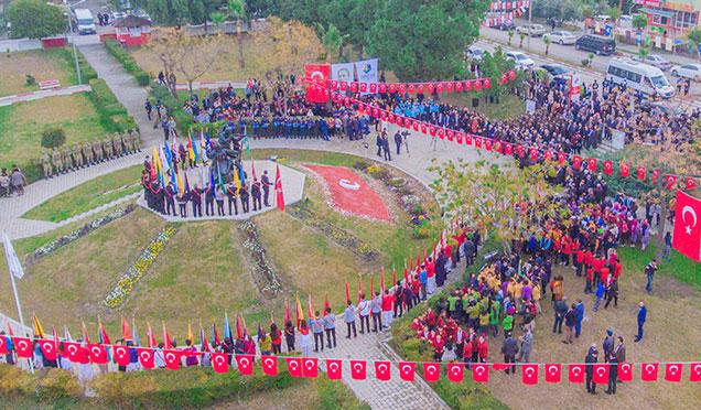 Milli Mücadelede İlk Kurşunun Atılışının 99. Yılı