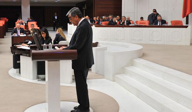 Milletvekili Ahrazoğlu bankacılık sektöründeki sorunlar hakkında konuşma yaptı