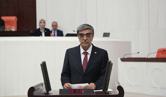 MHP Hatay milletvekili Ahrazoğlu'nun Antakya şehir stadyumu açıklaması