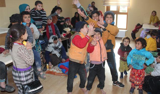 Hatay'da 31'i çocuk 42 yabancı uyruklu yakalandı