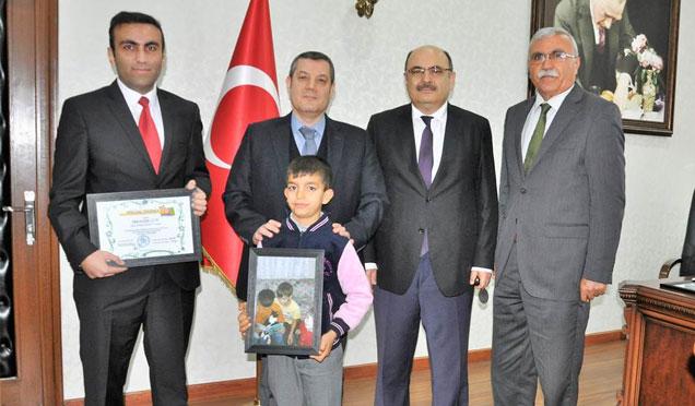 Suriyeli öğrencinin uluslararası başarısı