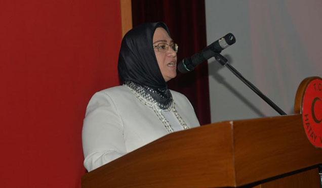 Doç Dr. Tülin Durgun Yetim'in Kudüs Tasarısı konuşması