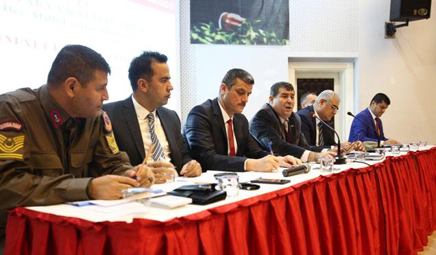 Taşımalı Eğitim Toplantısı gerçekleştirildi
