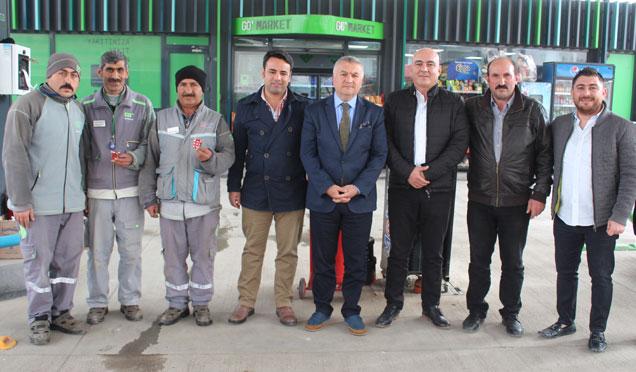 Vardılar Petrol Go İstasyonları içerisinde Türkiye 1. si seçildi