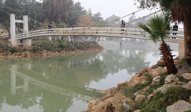 Yenişehir gölü yeni görünümüne kavuştu