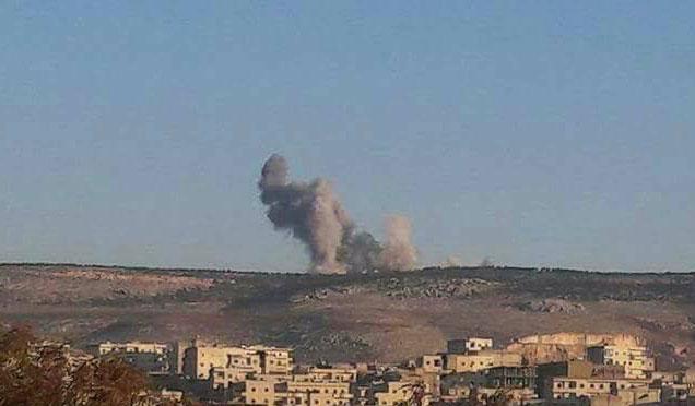 F-16 Uçaklarımızın Afrin'e Harekatı görüntülere yansıdı
