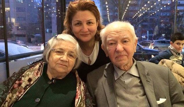 HBB Başkanı Lütfü Savaş'ın kayınbabası Fikret Pişkinsoy hayatını kaybetti