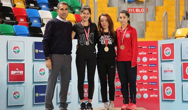 HBB Atletizm sporcuları Hatay'a başarıyla döndü