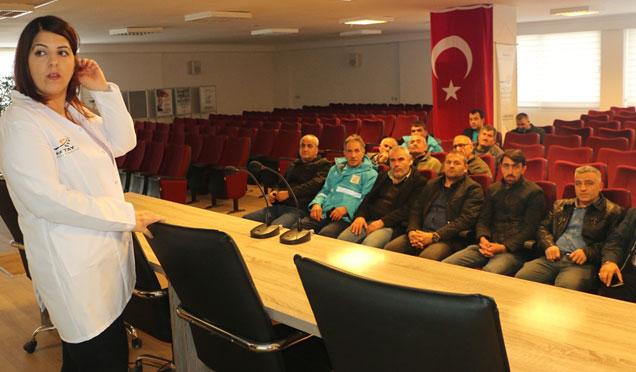 HBB eğitim seminerleri devam ediyor