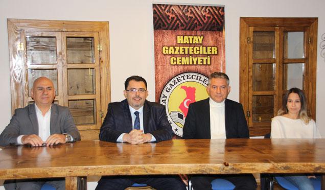 Palladium Yönetimi'nden HGC'ye özür ziyareti