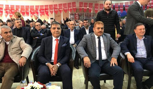 Başkan Güler, CHP Kongresi'ne katıldı