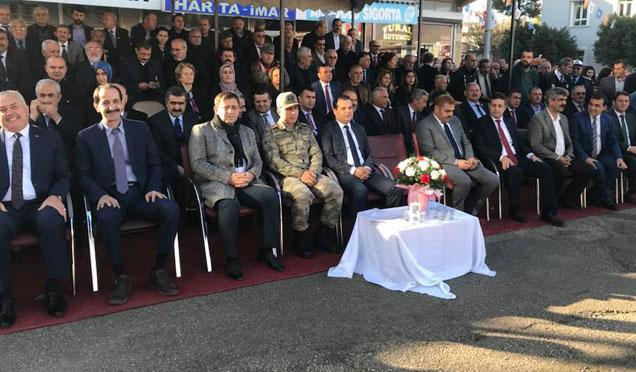 Başkan Güler, Erzin ve Dörtyol'da